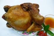 冰燻雞(全雞)
