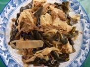 滷海帶素菜(素)