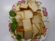 百頁豆腐(葷)